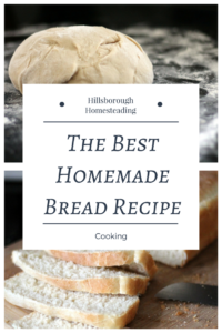 best easy homemade loaf bread recipe homesteading cooking