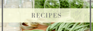 farm fresh recipes from the homestead