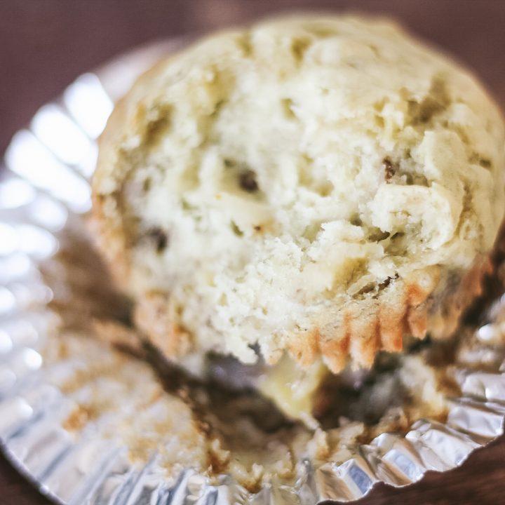 Grammy's Banana Nut Muffins