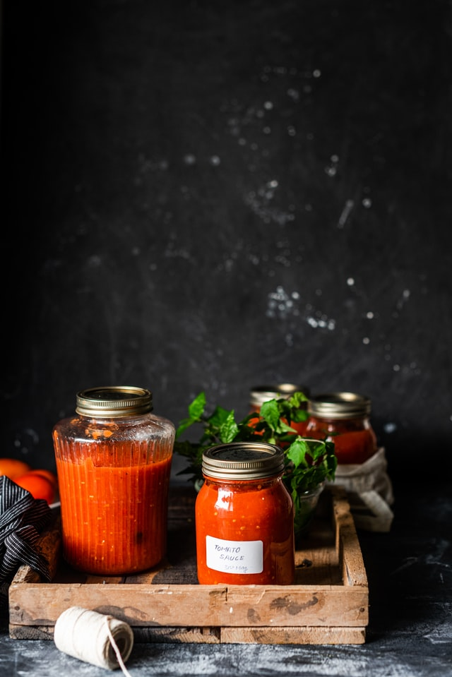 How to Can Tomatoes – Crushed