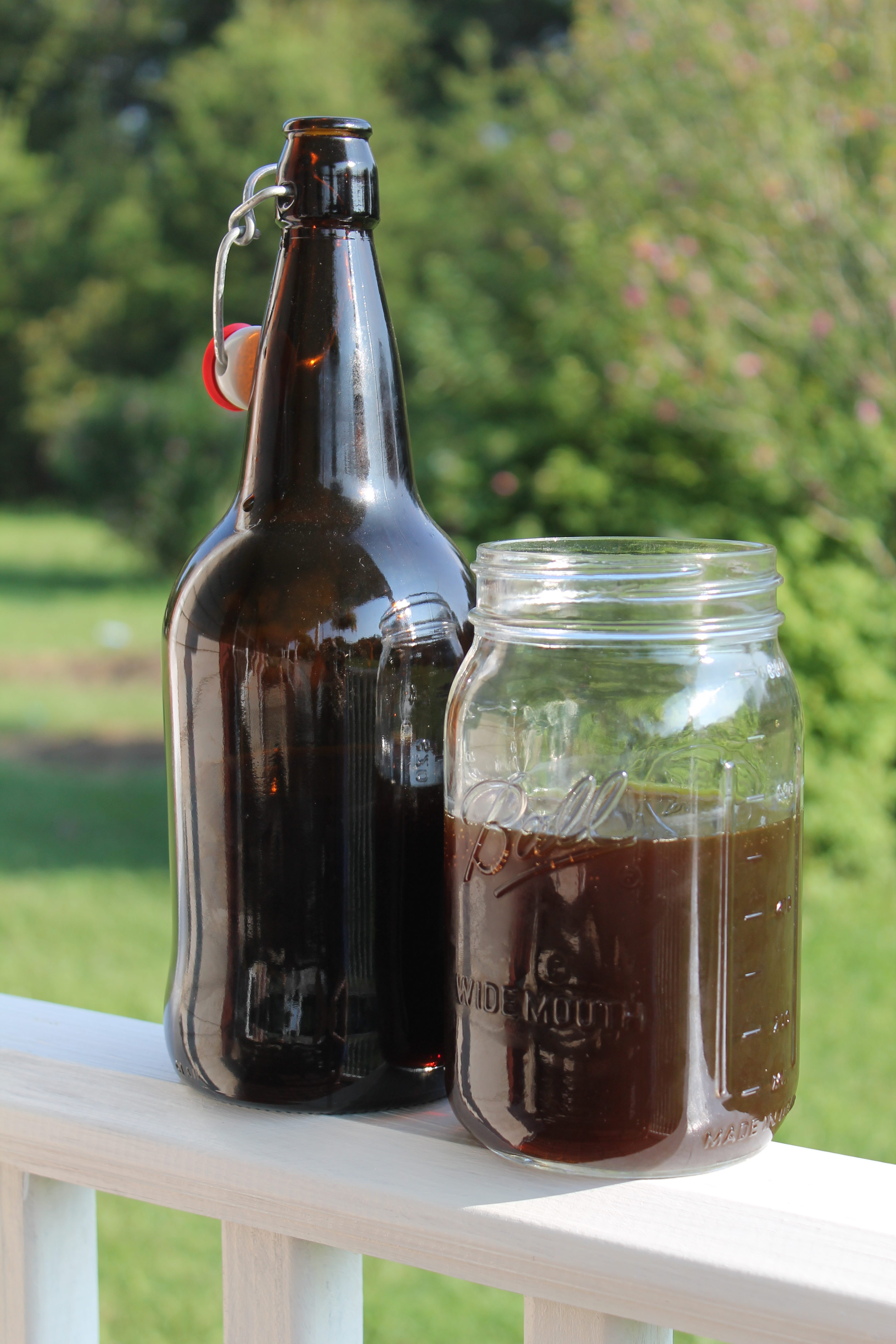 Lavender and Lemon Balm Beer Recipe