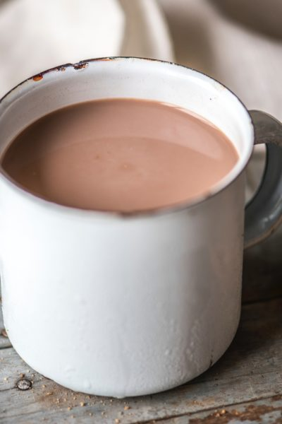 how to make your own instant hot chocolate mix recipe