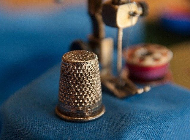 thimble for sewing