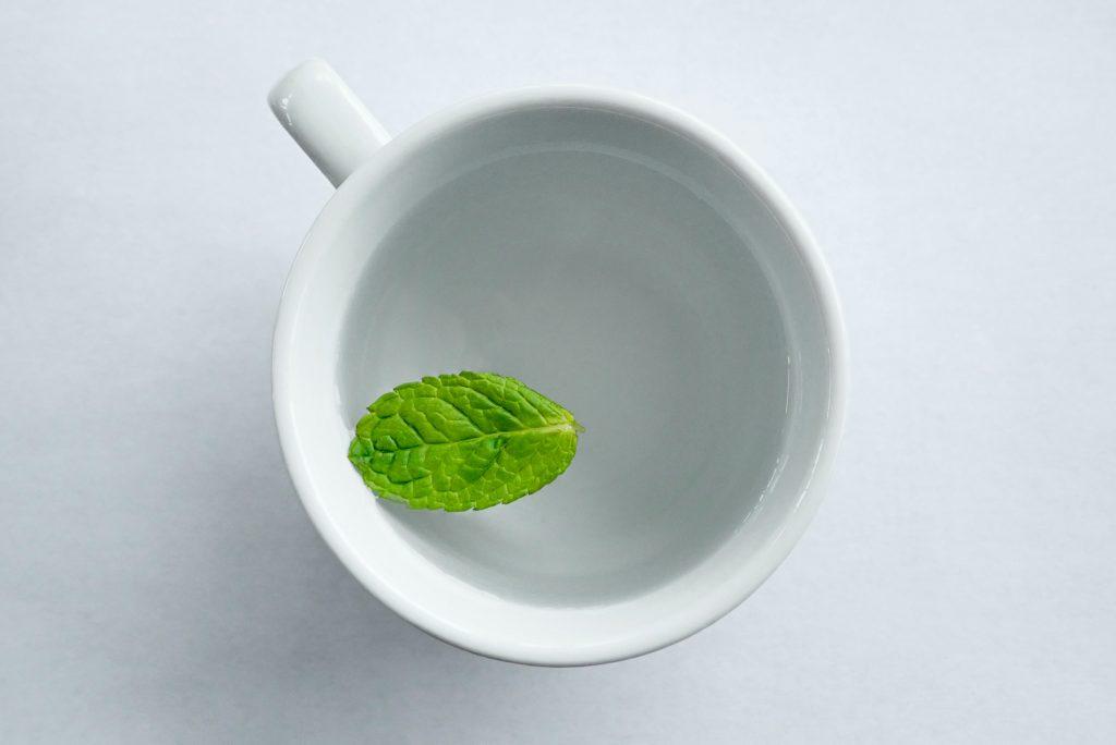 mint tea for headaches