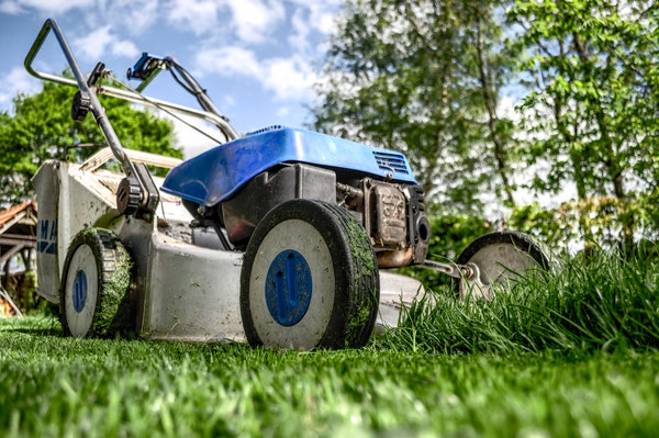 mowing and garden services