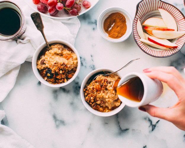 A Brief Look At The Ideal Breakfast Pantry In Six Simple Recipes