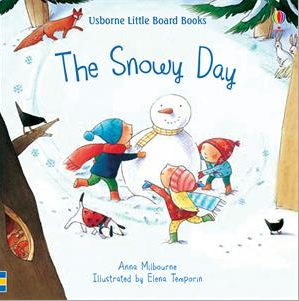 the snowy day book for kids