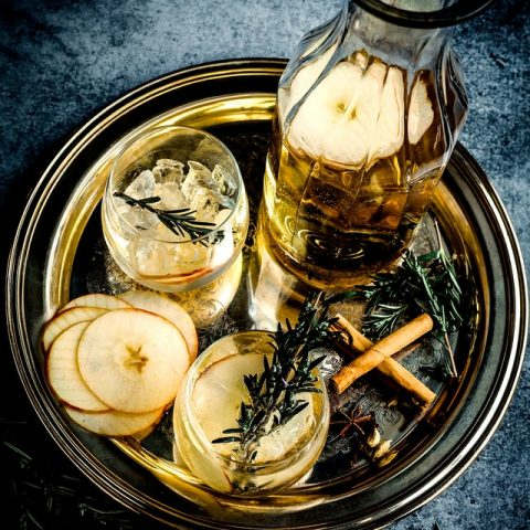 Homemade Hard Apple Cider Recipe