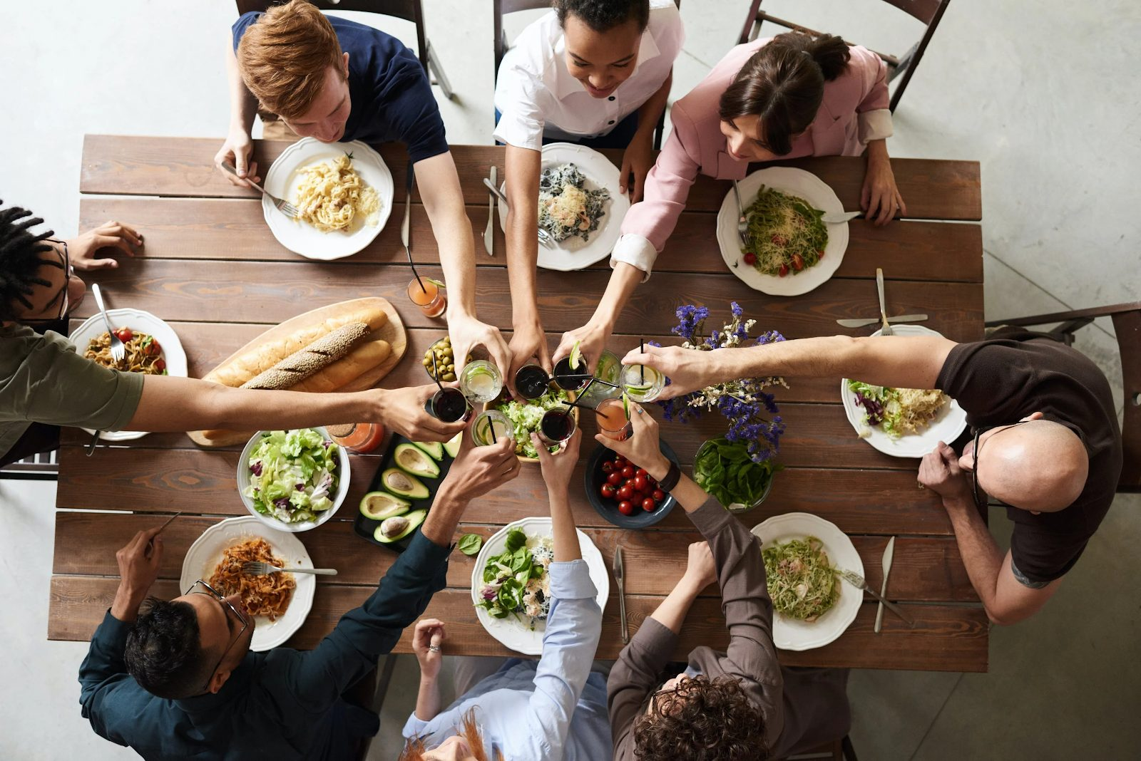 Top Dinner Party Tips