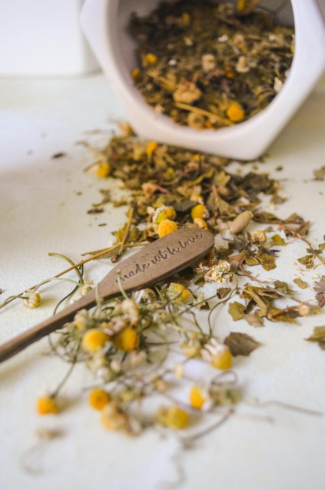 chamomile for kids
